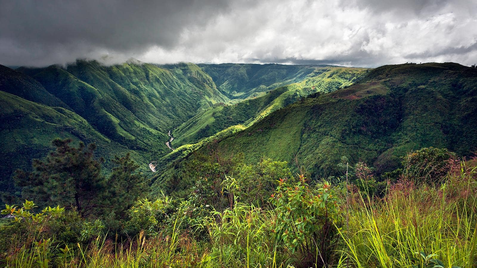 Must Visit Places in India - Meghalaya