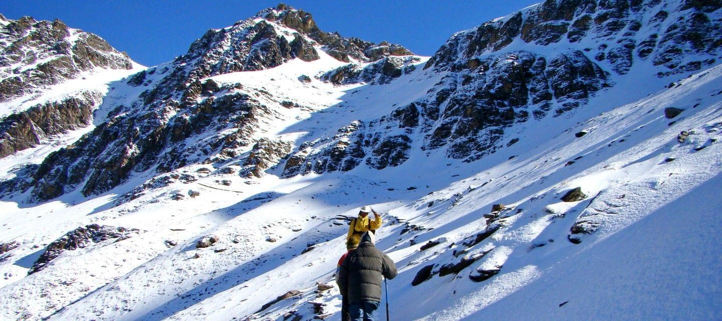 Must Visit Places in India - Roopkund Trek, Himalayas