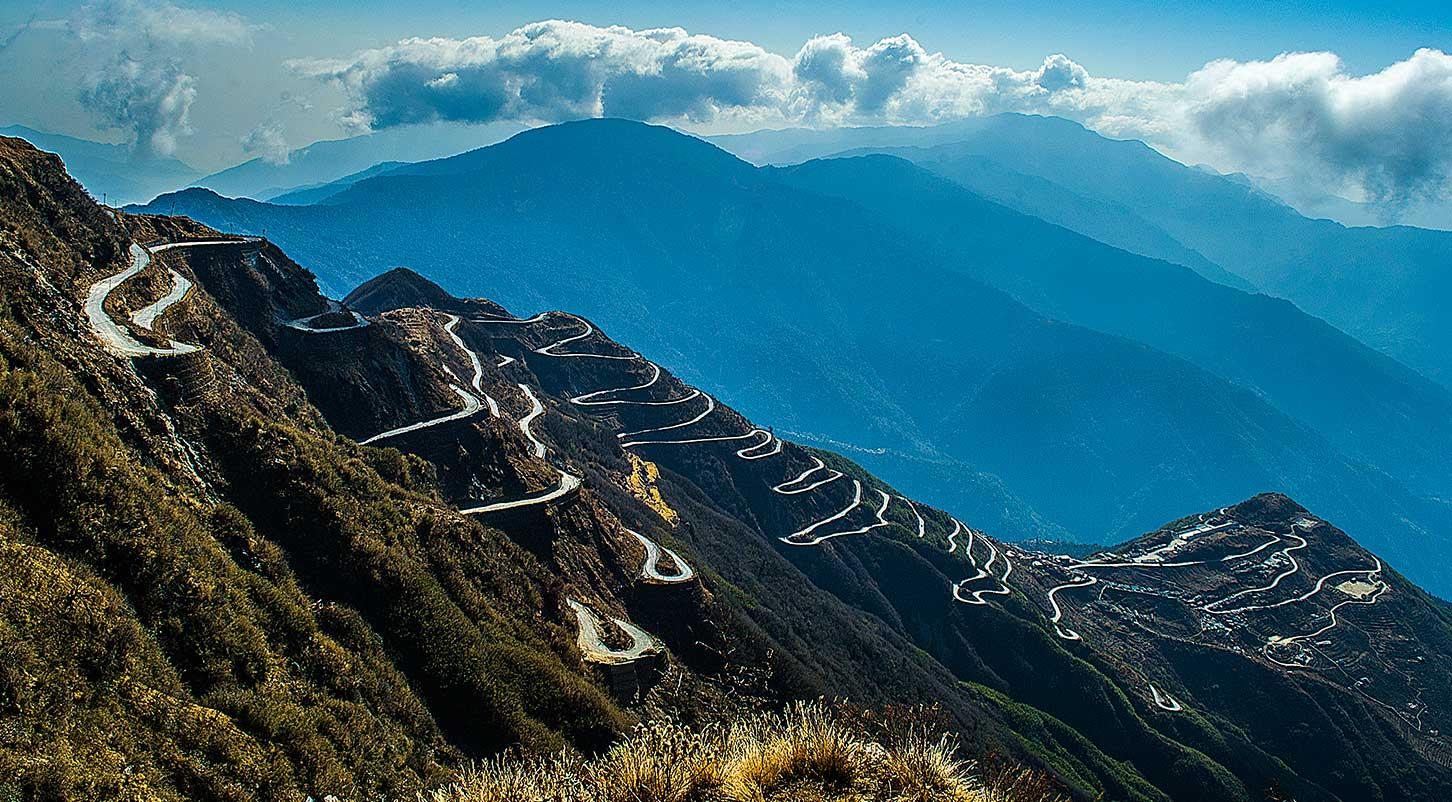 Must Visit Places in India - Sikkim