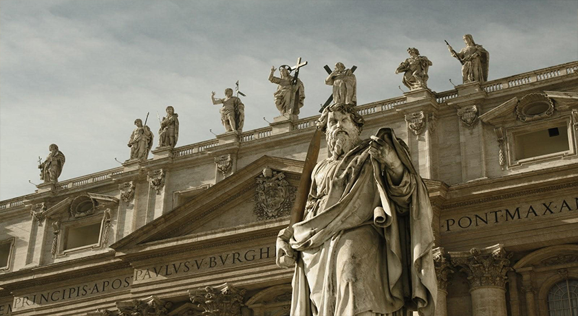 Cost to Travel Europe - St. Peter's Basilica